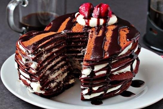 Красивые и вкусные торты рецепты и фото